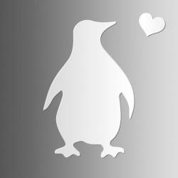 Пингвин • маркерная • 40х60 см