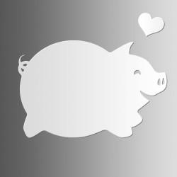 Свинка • маркерная • 40х60 см