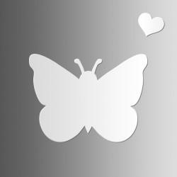 Бабочка • маркерная • 30х40 см